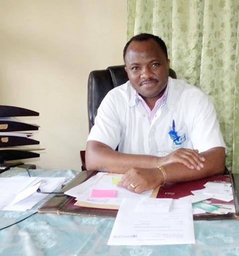Dr Guy MULINGANYA