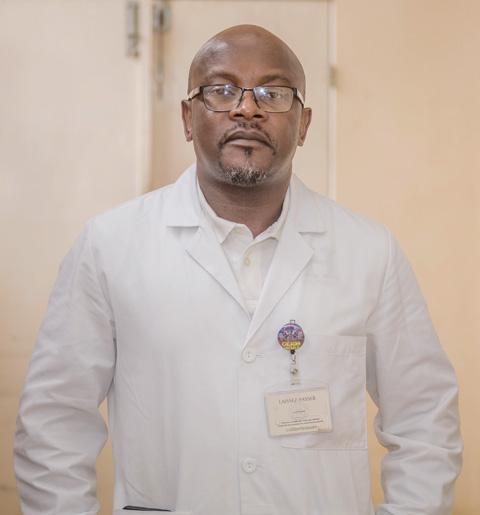 Dr Fabrice CIKOMOLA