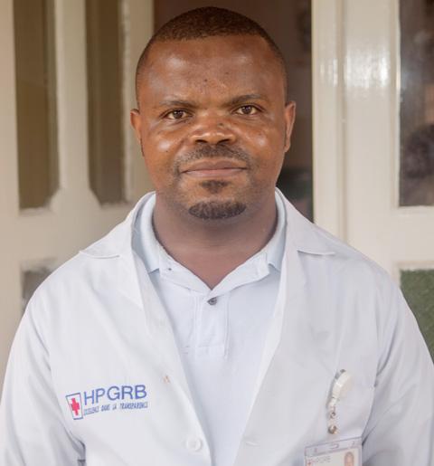 Dr Frank MASUMBUKO