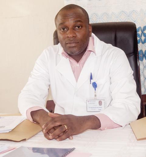 Dr Ghislain MAHESHE BALEMBA